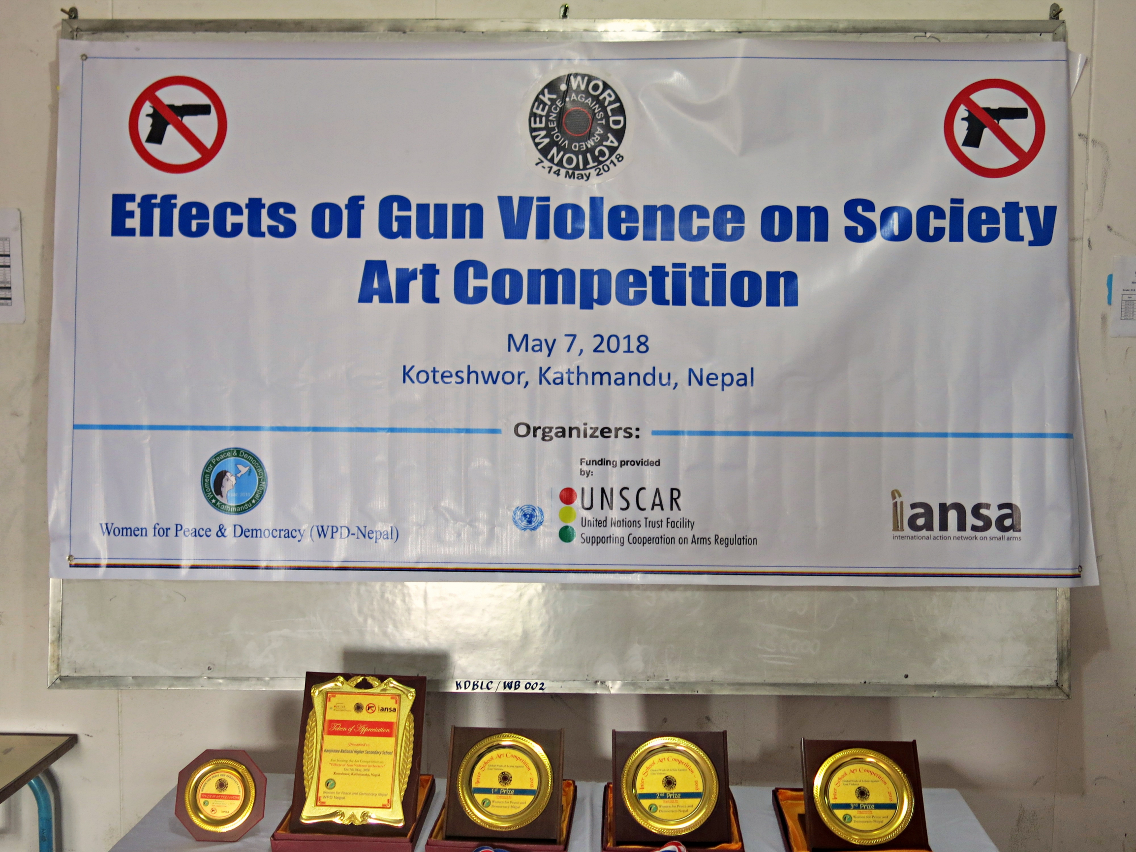 Art Competition 2018